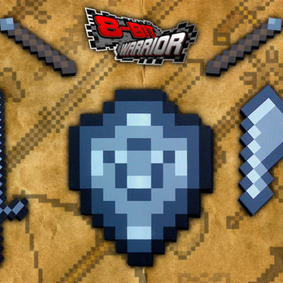 8-Bit Warrior