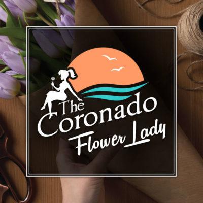 The Coronado Flower Lady